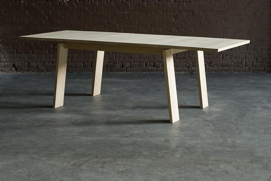 uitschuifbare tafel   Weij MeubelwerkWeij Meubelwerk